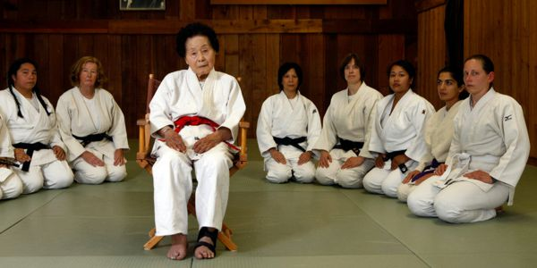 Keiko Fukuda Judo