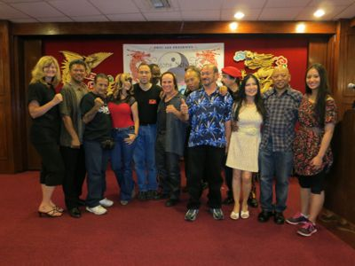 Eric Lee's Dragons Network Group Shot