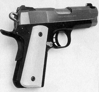 Stealth .45 ACP fits your hand