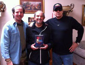 John Gates, Gordon Richiusa and Frank Dux.