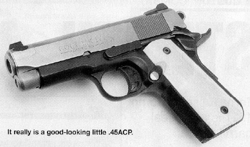 Good Looking of the Stealth .45 ACP