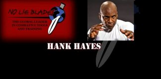 Hank Hayes No Lie Blades
