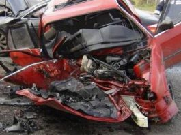 Accident Head Injured