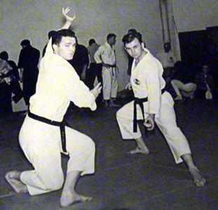 John Keehan and Doug Dwyer