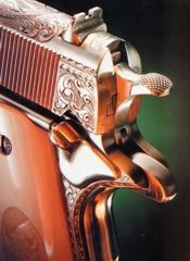 A League of Extraordinary Gentlemen: Classic Colt 1911