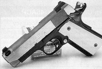 Lighter bulletts for the Stealth .45 ACP