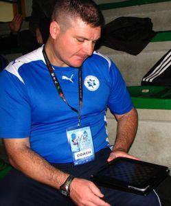Roman Bronstein Coach