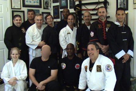 2008 Dwyer Seminar Attendees
