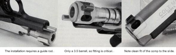 Stealth .45 ACP