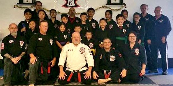 Steve Cooper United Kenpo Karate Studio