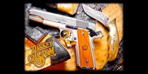 Tussey Custom PistolSmith
