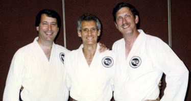 Bill Fischer, MarcAndre Bock and Clyde Zimmerman