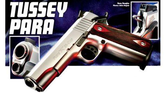 Tussey Para Ordnance P-14 45