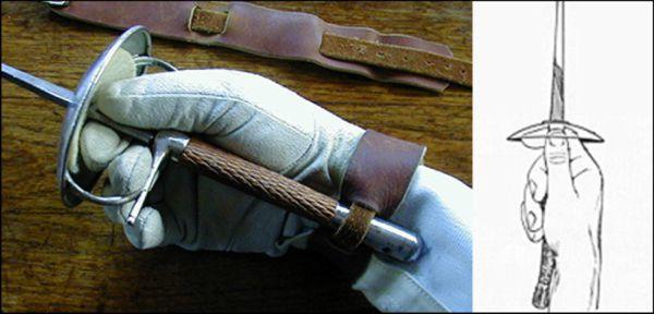 Sport Fencing Grips