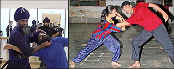 Shasta Vidaya's empty-hand techniques