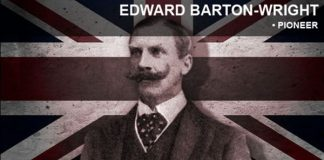 Edward William Barton-Wright