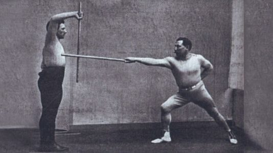 La Canne French Stick Fighting