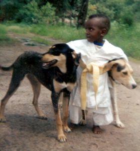 Little Joshua Kanyemba