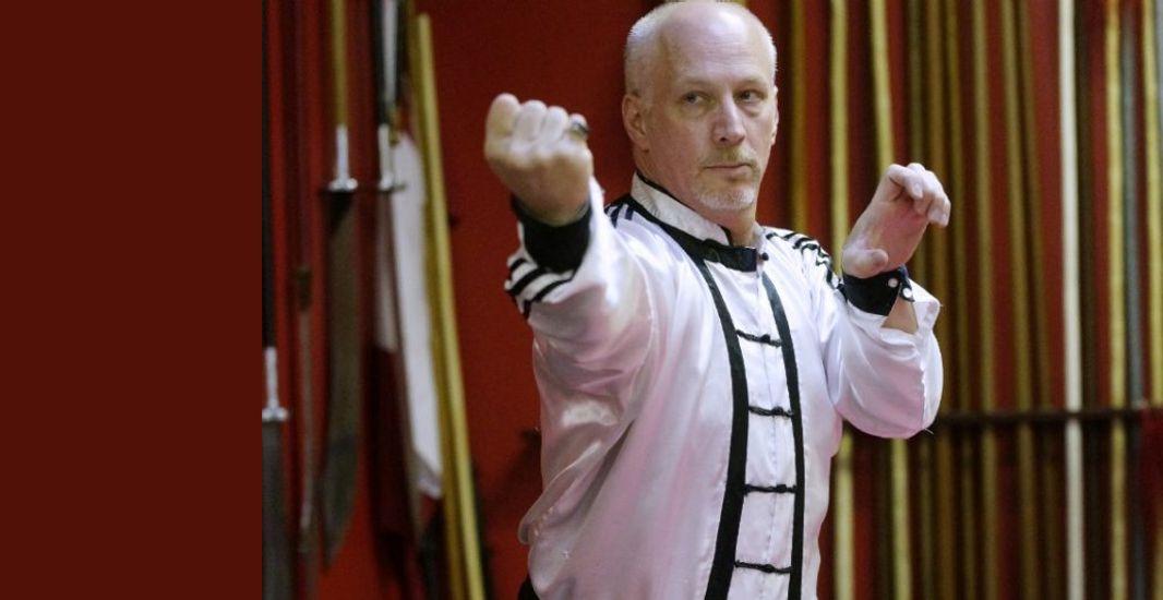 Lorne Bernard Shaolin White Crane Kung Fu