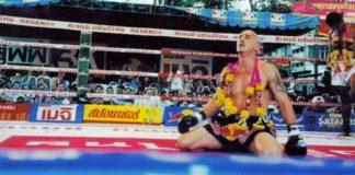 Paulo Tocha Muay Thai