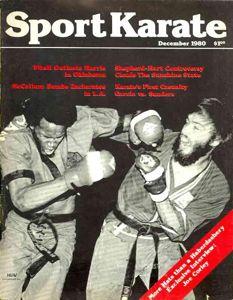 Raymond McCallum on Sport Karate Magazine