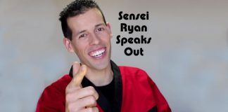 Sensei Ryan Cary Speaks Out