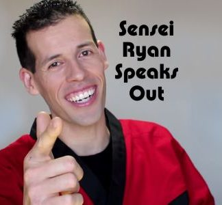 Sensei Ryan Cary Speaks Out