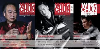 Wing Chun Illustrated Magazine