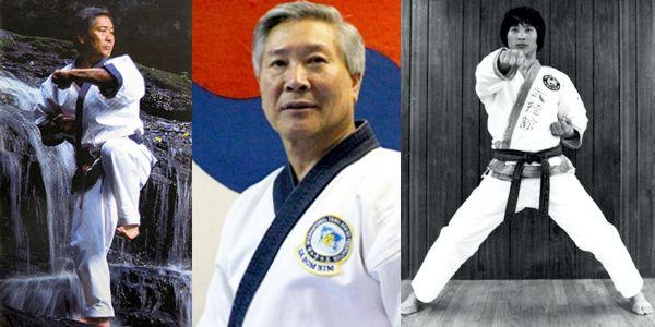 Chun Sik Kim: Tang Soo Do