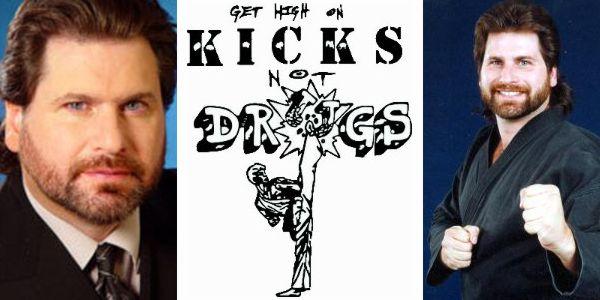 Get High On Kicks Not Drugs Allen Sarac