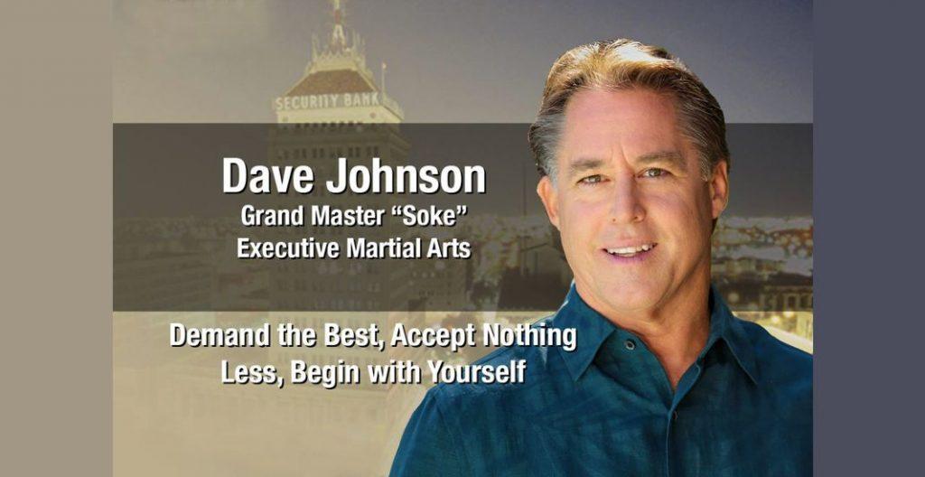Dave Johnson: Seieido