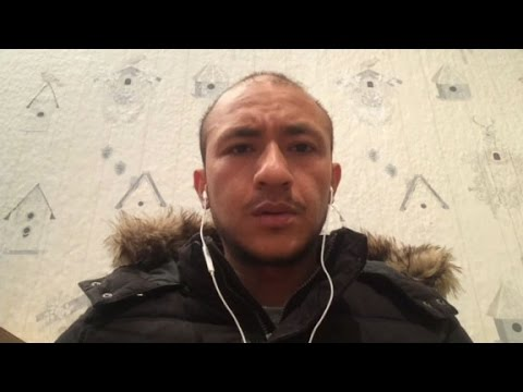 Kassem Eid 2013 Chenical Attack Survivor on CNN