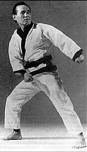 Tang soo do's pyong ahn forms (demonstrated by the art's founder, Hwang Kee