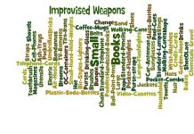 Improvised Weapons
