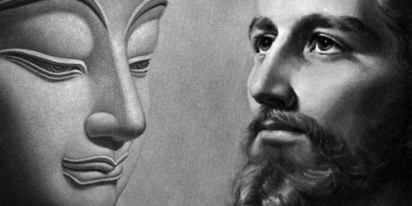 Jesus and Buddah