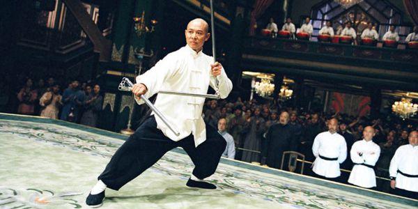 Jet Li Nunchaku