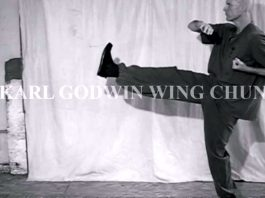Bare-Knuckle Boxing and Si-Gung, Karl Godwin