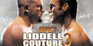 Chuck Liddell KOs Randy Couture UFC 57