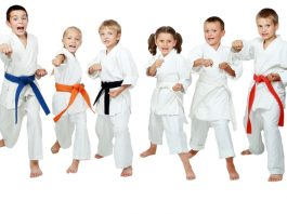 Martial Arts Training For Children