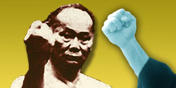 Motobu Fist of Choki Motobu