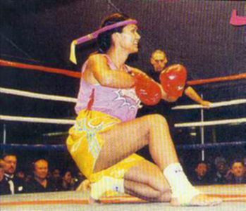 Nangtum Parinya in the Ring