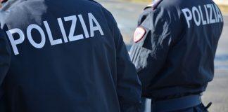 Polizia in Rome