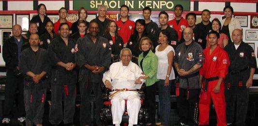 Ralph Castro Shaolin Kenpo