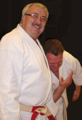 Rick Clark and Ao Denkou Jitsu