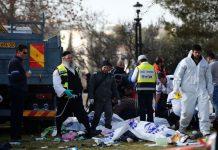 Vehicle Ramming Terror Attack against Israeli's