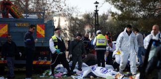Vehicle Ramming Terror Attack against Israeli's