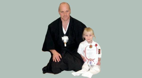 Victoria's Story: A Tiny Jitsu-ka With A Huge Spirit
