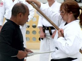 Carol Womack: Karate & Kabudo