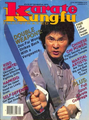 Doc-Fai Wong Karate Kung-Fu Illustrated