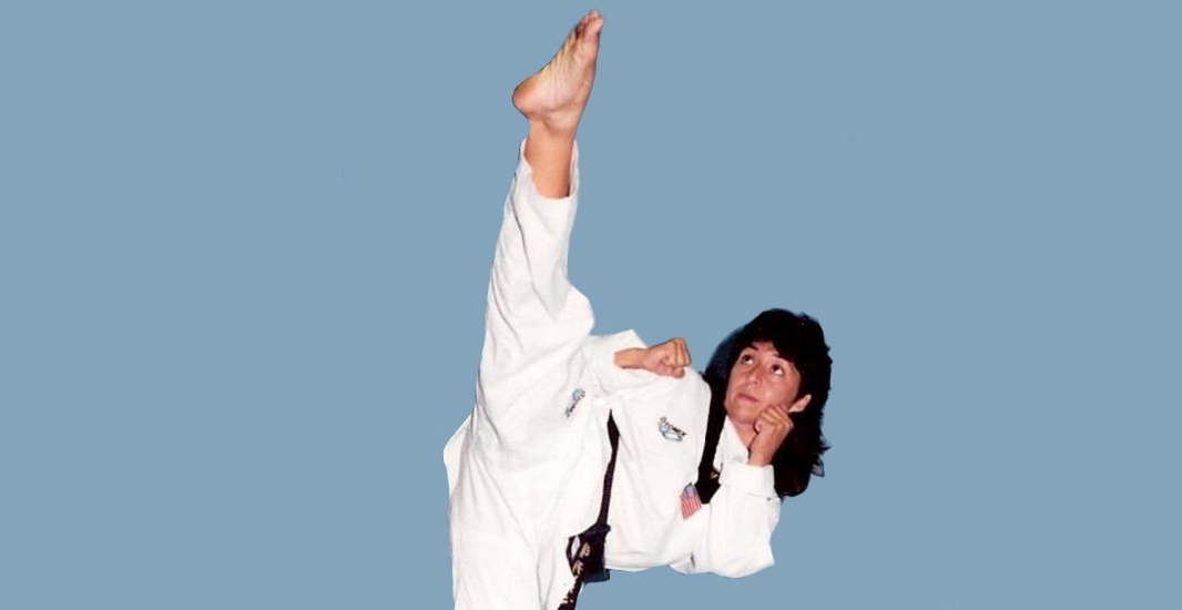 Elsa Cordero Taekwondo